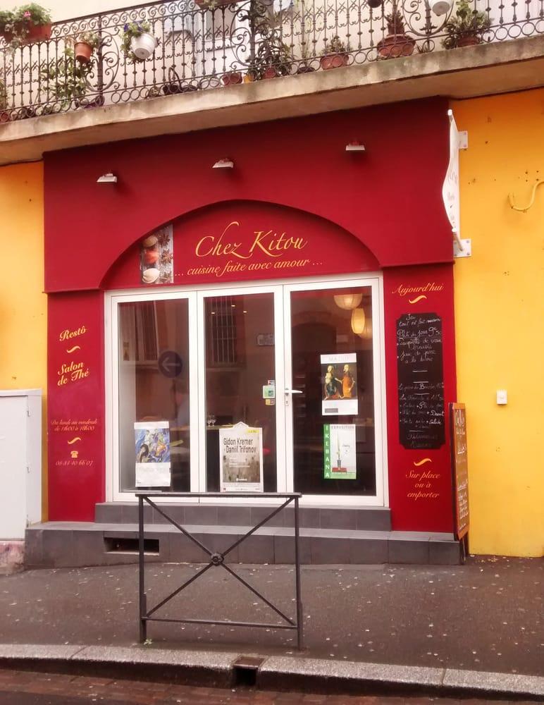 Restaurant Achille Viadieu Toulouse