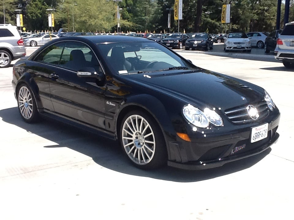 2008 CLK 63 Black Series... Extremely Rare - Yelp