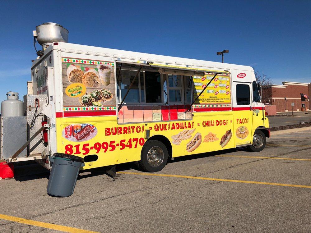 Mel's Taco Truck: Minooka, IL