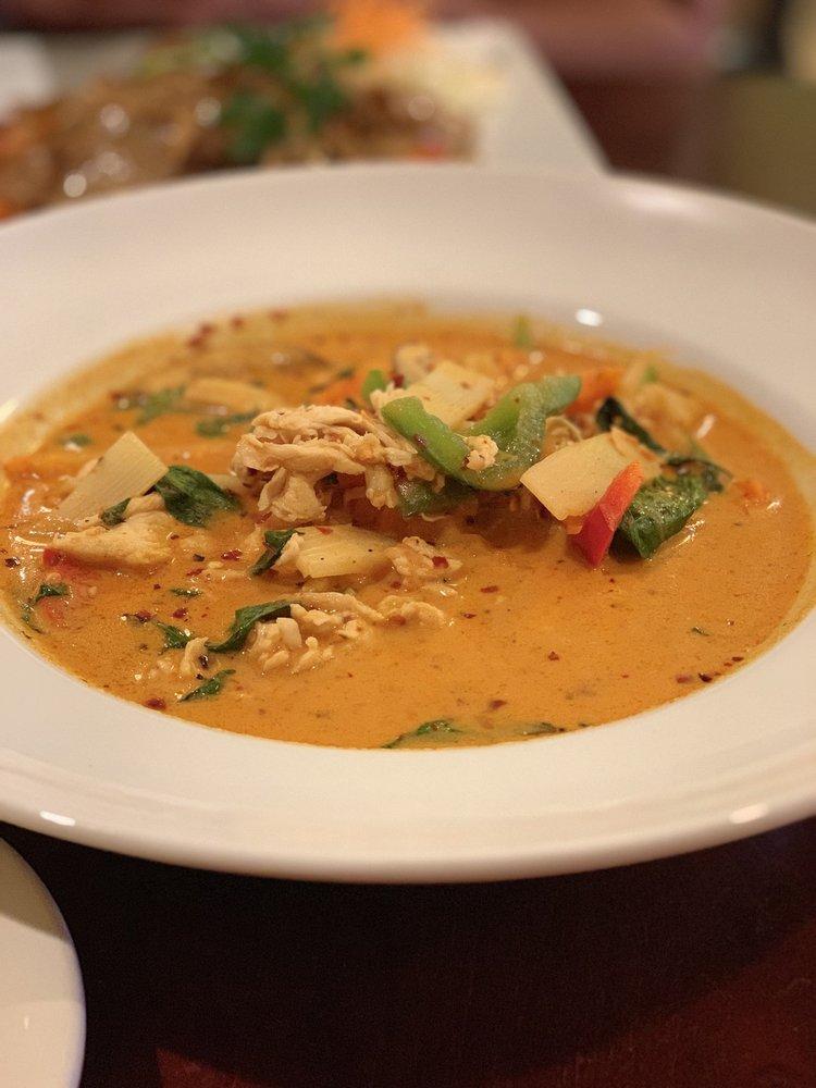 Food from Bangkok Orchid Thai