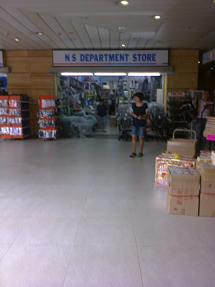 Departmental Stores