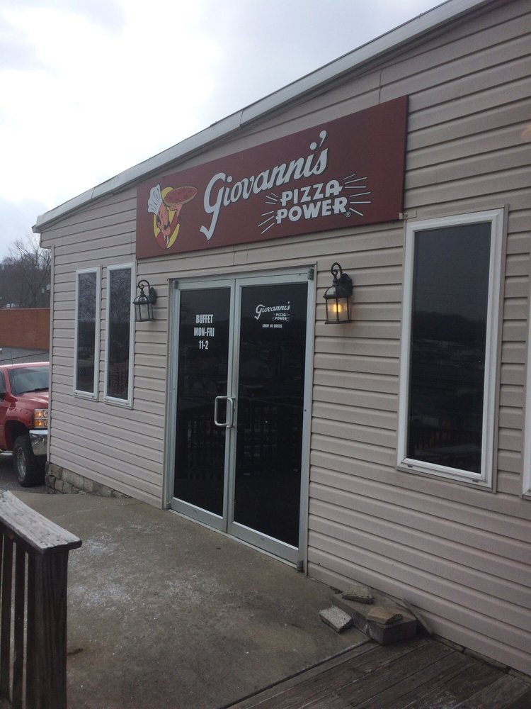 Giovanni's Pizza: 2716 Louisa St, Catlettsburg, KY