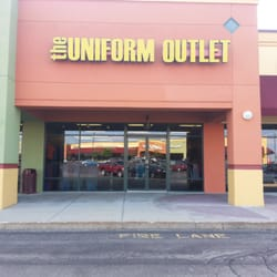 Photo Of The Uniform Outlet