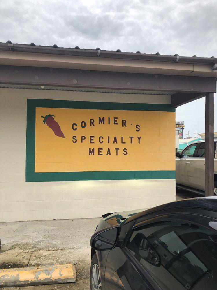 Cormier's Specialty Meats: 509 Allison St, Jennings, LA