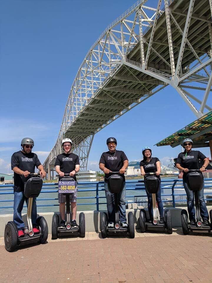 Segcity Tours And Sales: 403 N Shoreline Blvd, Corpus Christi, TX