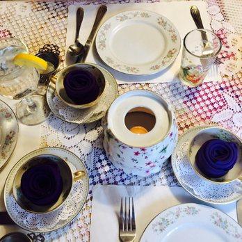 Kimberly Ann S Tea Room Cafe