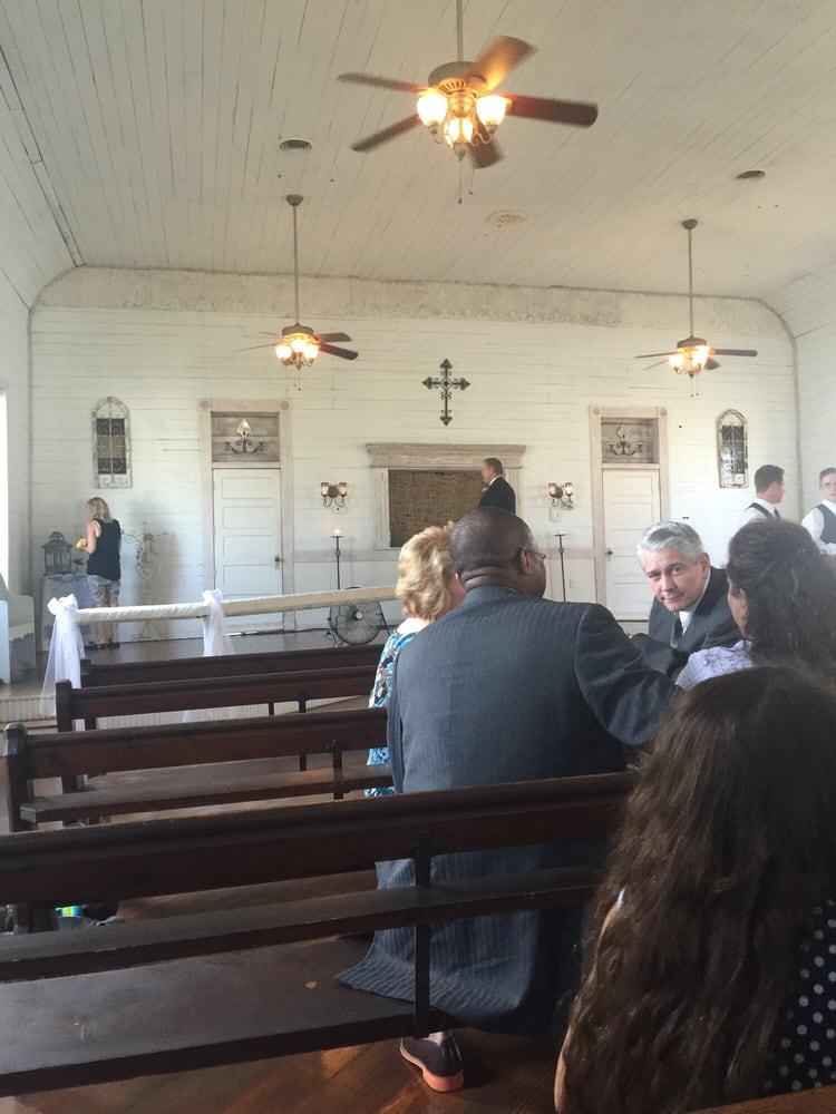 Ever After Chapel: 201 N Main, Aubrey, TX