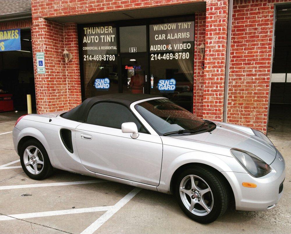 Thunder Auto Tint: 813 S Greenville Ave, Allen, TX