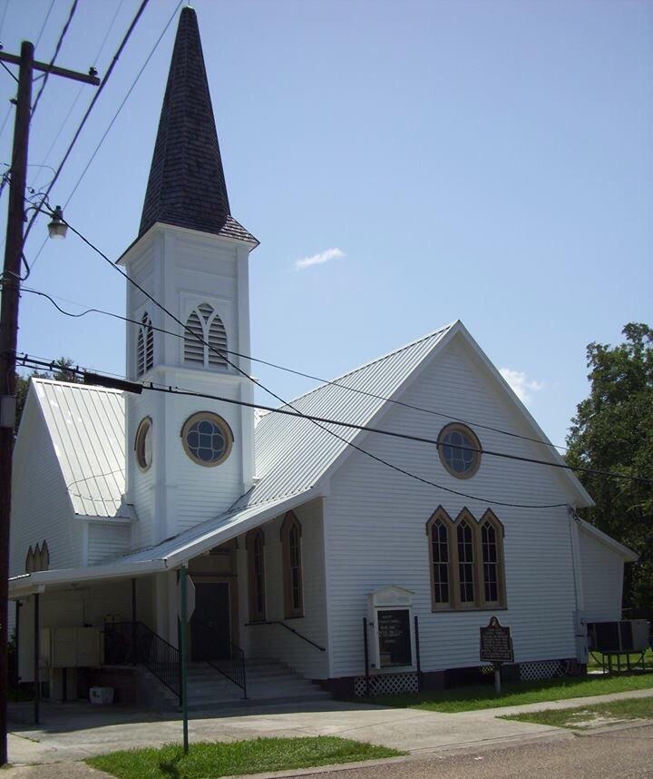 Twin City Gospel Temple: 215 Canton St, Berwick, LA