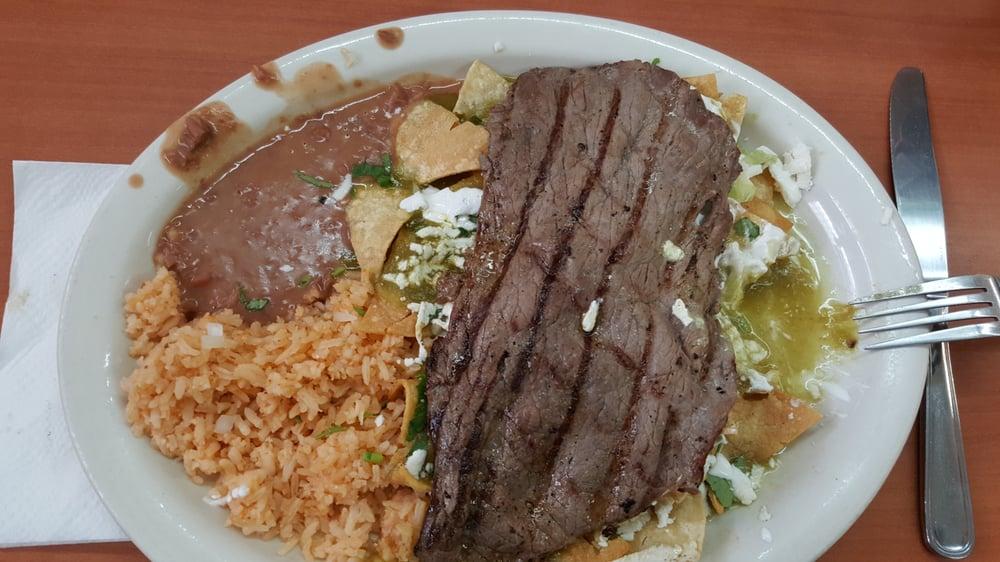 Ana's Taquería: 4438 Maple Ave, Dallas, TX