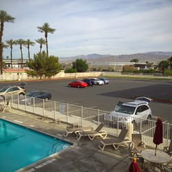 Photo Of Motel 6 Indio Ca United States Surrounded By Fence With
