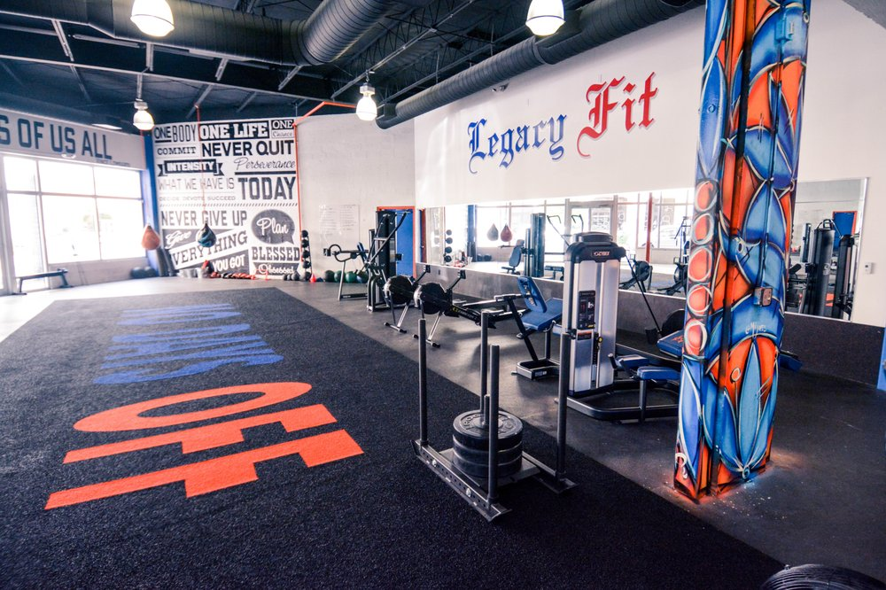 Legacy Fit - Coral Gables