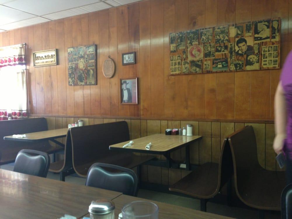 Rock Cafe: 355 S Main St, Waldron, AR