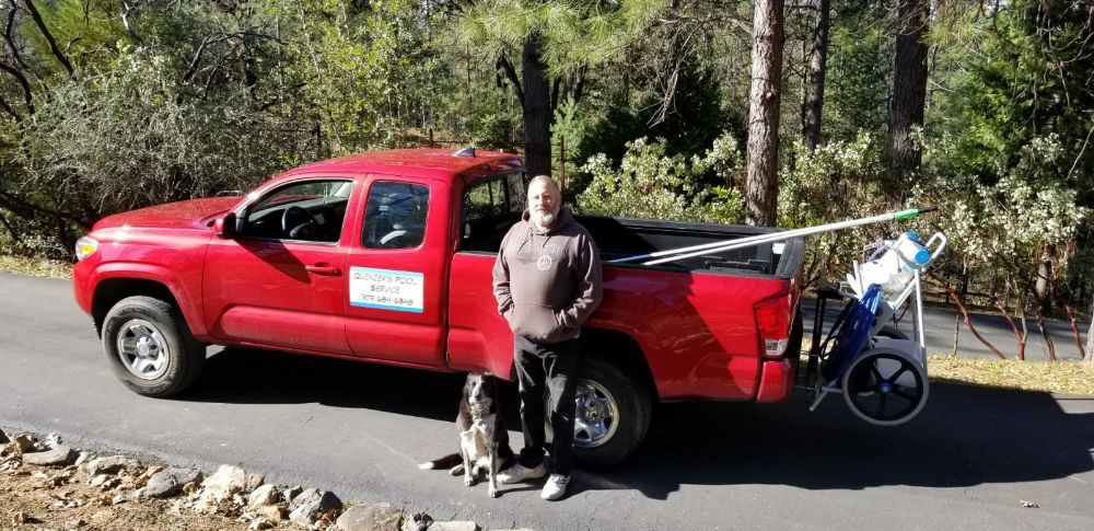 Quenzer's Pool Service: Grizzly Flats, CA