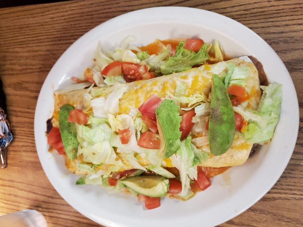 El Cocinero: 137 W Front St, Prairie City, OR