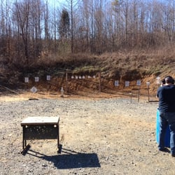 Piedmont Handgunners Association Gunrifle Ranges 10346 Hwy 150