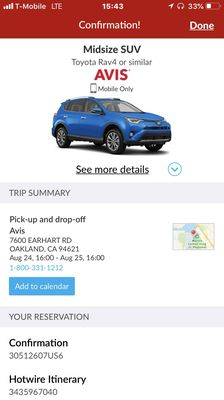 Avis Rent A Car 390 Doolittle Dr San Leandro, CA Auto Rental - MapQuest