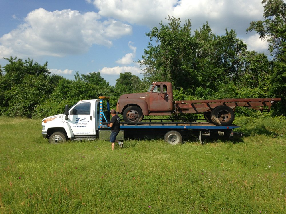 Frank's Towing & Repair: 303 Teague St, Navasota, TX