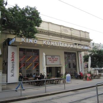 Künstlerhaus Cafe Geschlossen Coffee Shop Karlsplatz 5 Innere