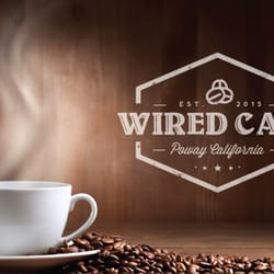 Wired Cafe - Coffee & Tea - Poway, CA - Reviews - 12455 Kerran St ...