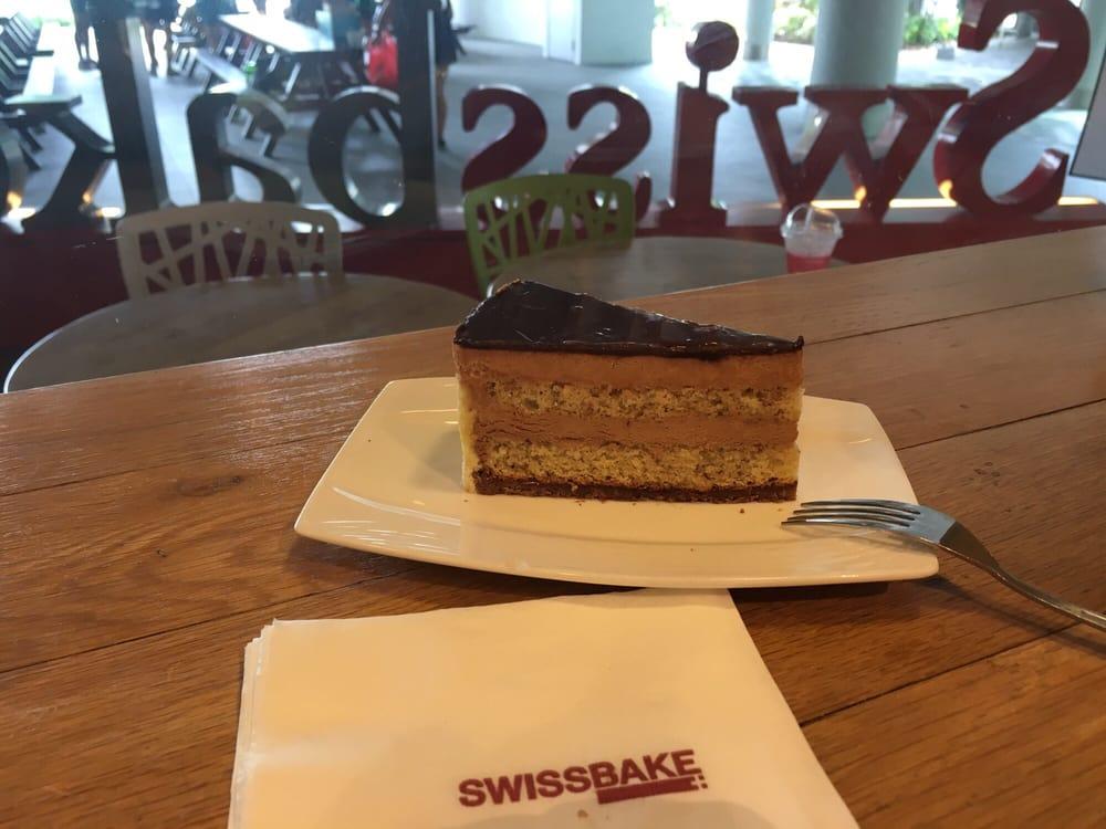 Swissbake Cake