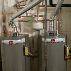 Photo Of Old School Plumbing Service Woodstock Ga United States Prefer Rheem