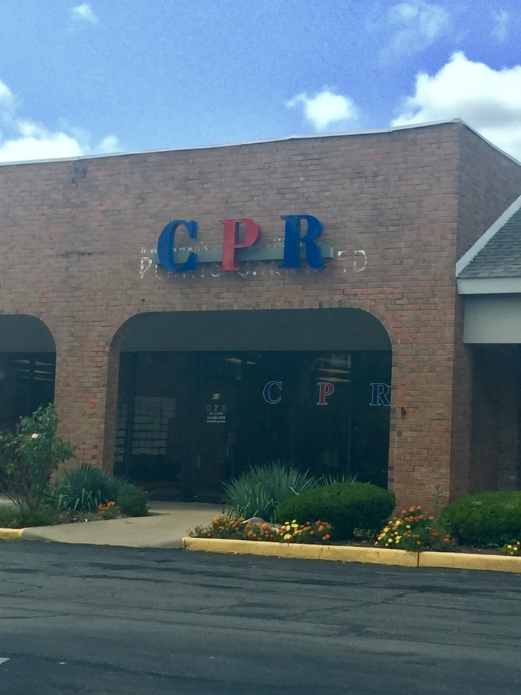 CPR St. Louis: 63 National Way Shopping Ctr, Saint Louis, MO