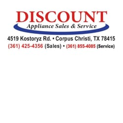 Discount Appliance Repair Service 13 Reviews