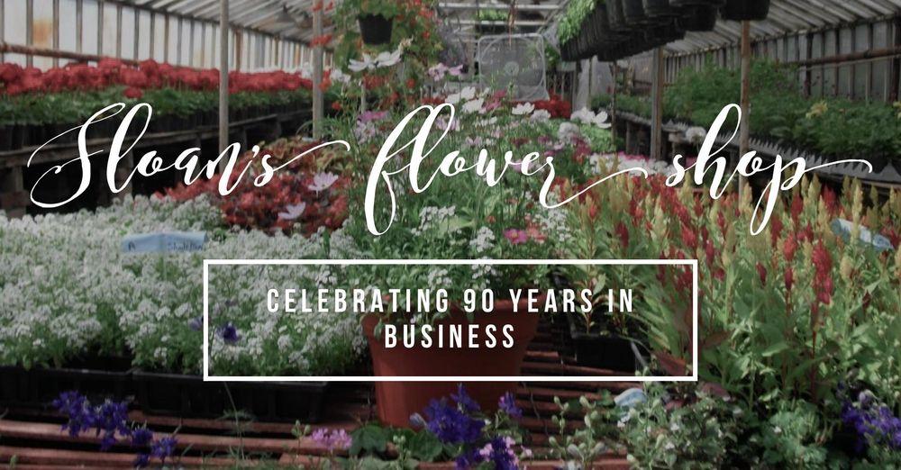 Sloan's Flower Shop & Greenhouses: 794 Shiloh Pike, Bridgeton, NJ