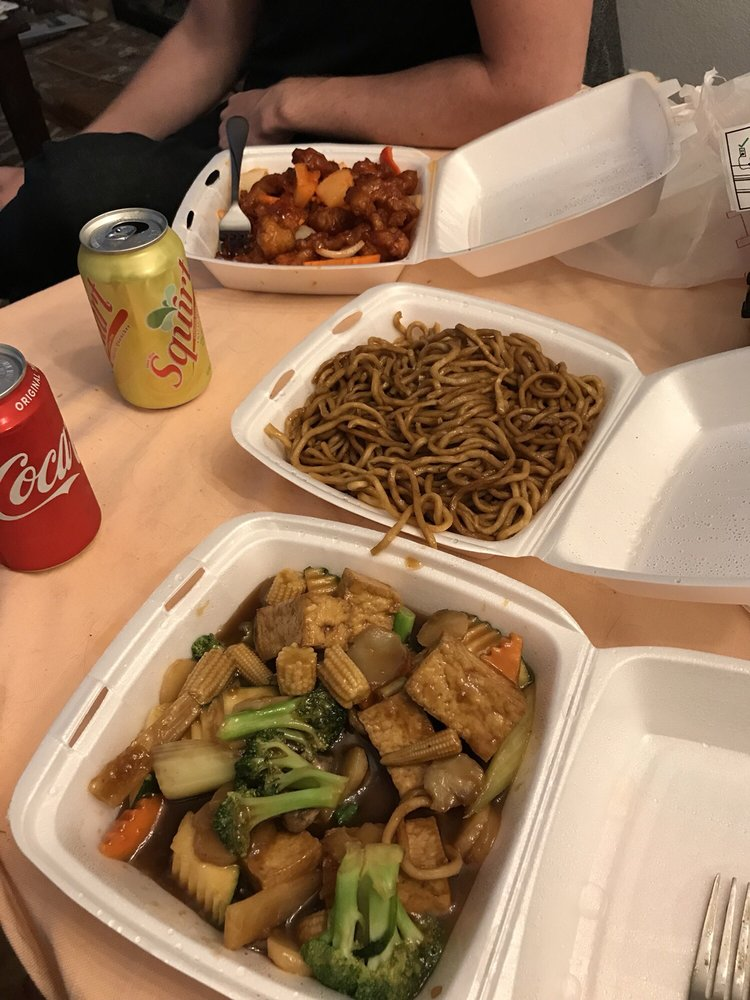 Chinese Food Hillsdale Blvd