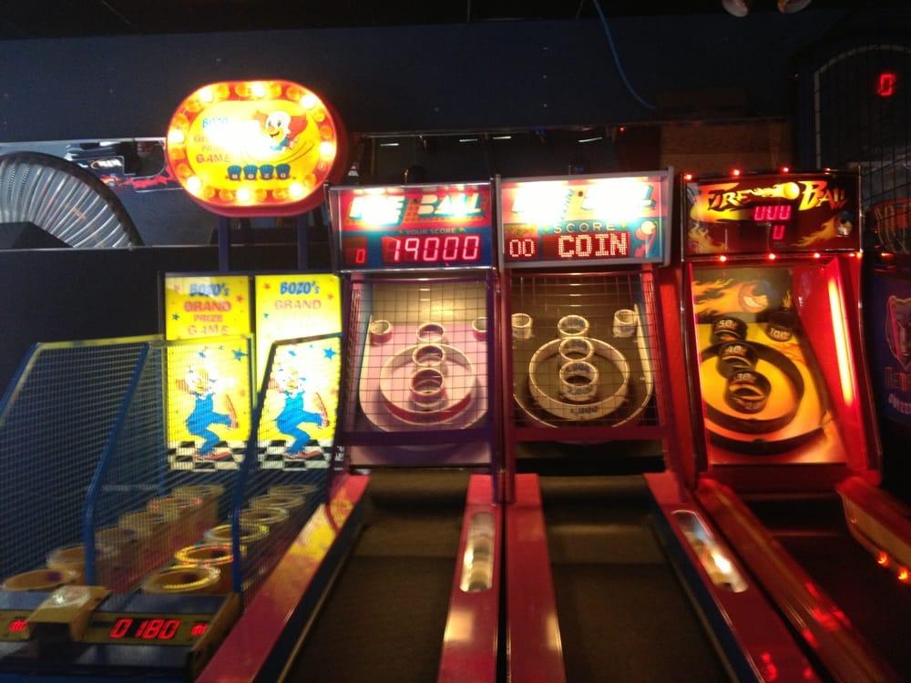 Diamond Jim's Amusement Parks 1651 Mlk Jr Blvd S Greenville MS Phone