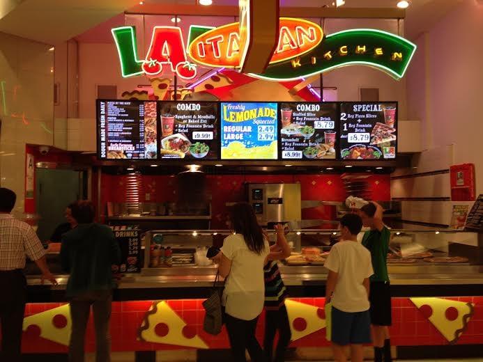 Glendale Galleria Italian Restaurant