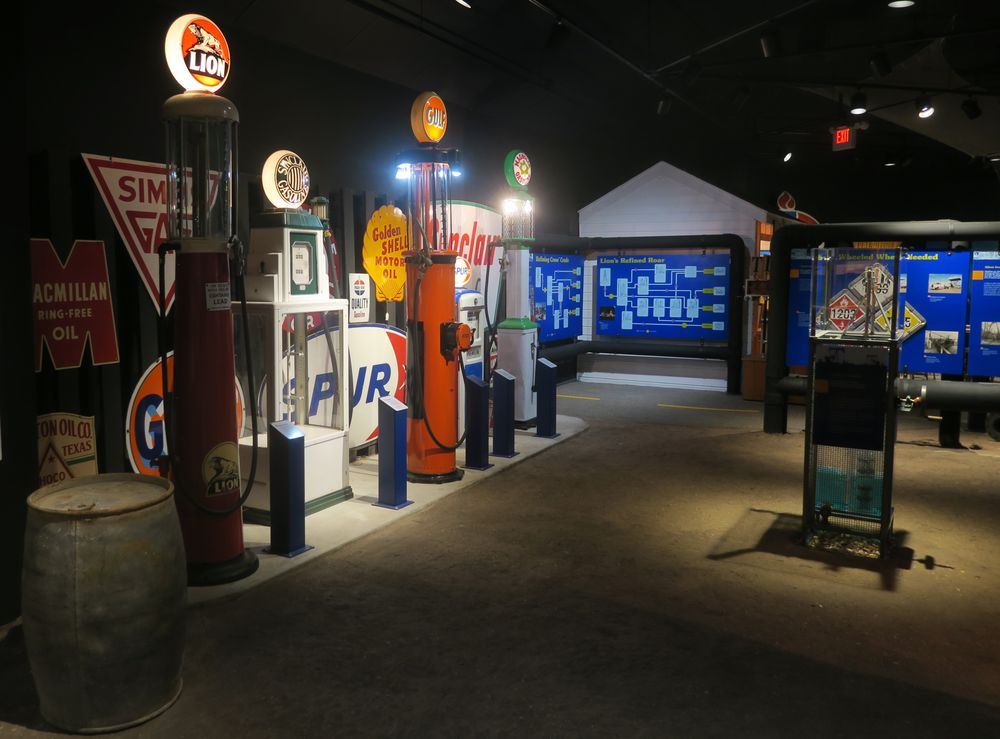 Arkansas Museum of Natural Resources: 4087 Smackover Hwy, Smackover, AR