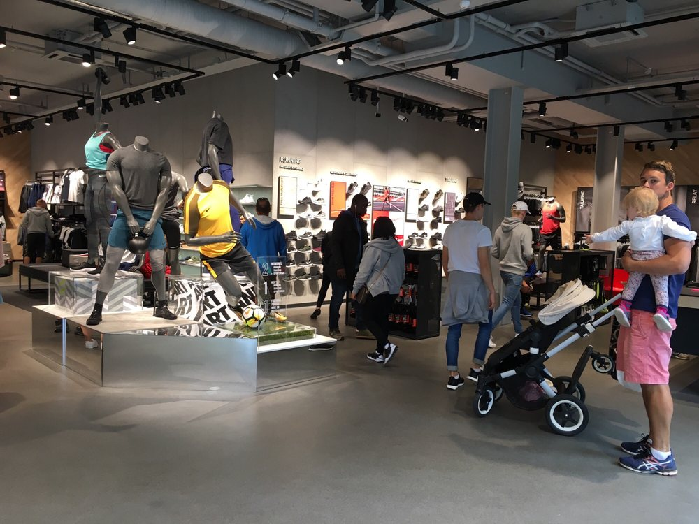 new styles c1d43 fb334 Photo of NIKE store - Oslo, Norway