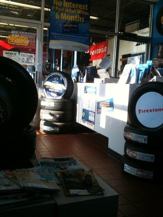 Monro Muffler Brake & Service - Tires - 6945 Erie Rd ...
