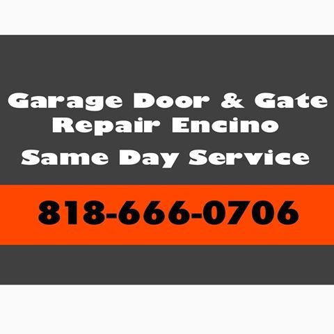 Garage Door Gate Repair Encino Garage Door Services 16001