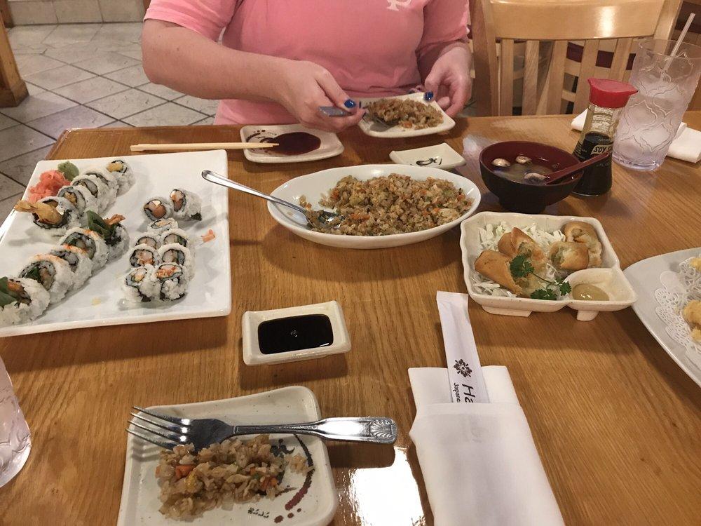 Hanabi Japanese Restaurant: 214 Ward Cir, Brentwood, TN