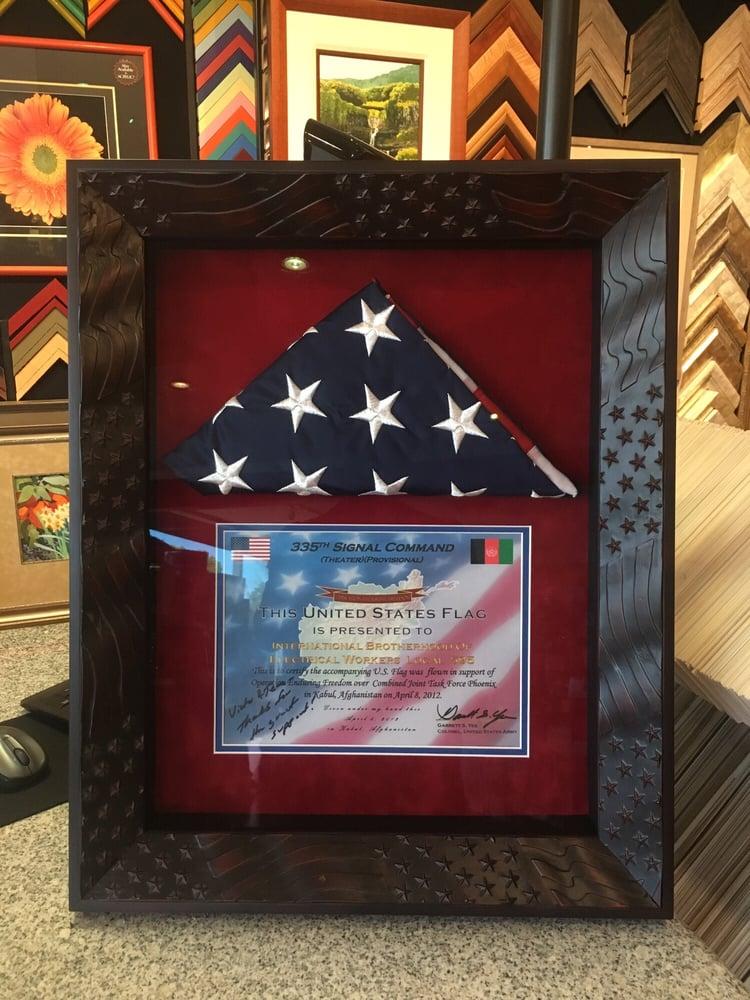 American flag flown over Afghanistan. - Yelp