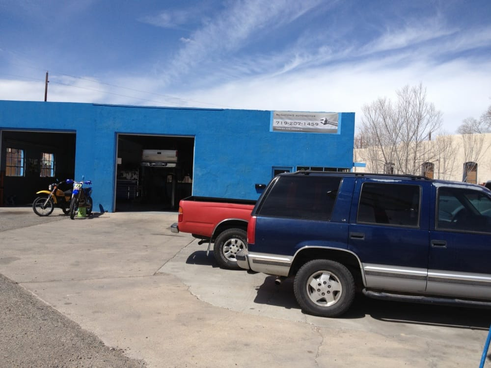Rushton's Automotive: 405 W First St, Salida, CO