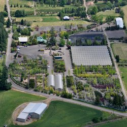Photo Of Cascadian Nurseries Hillsboro Or United States Aerial