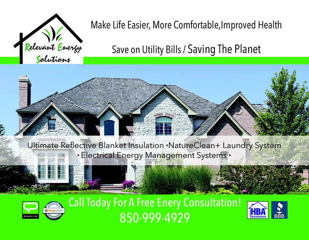Relevant Energy Solutions: 90 Palm Blvd N, Niceville, FL
