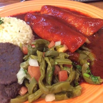 Photo Of Cascabel Mexican Patio   San Antonio, TX, United States. Plate Of