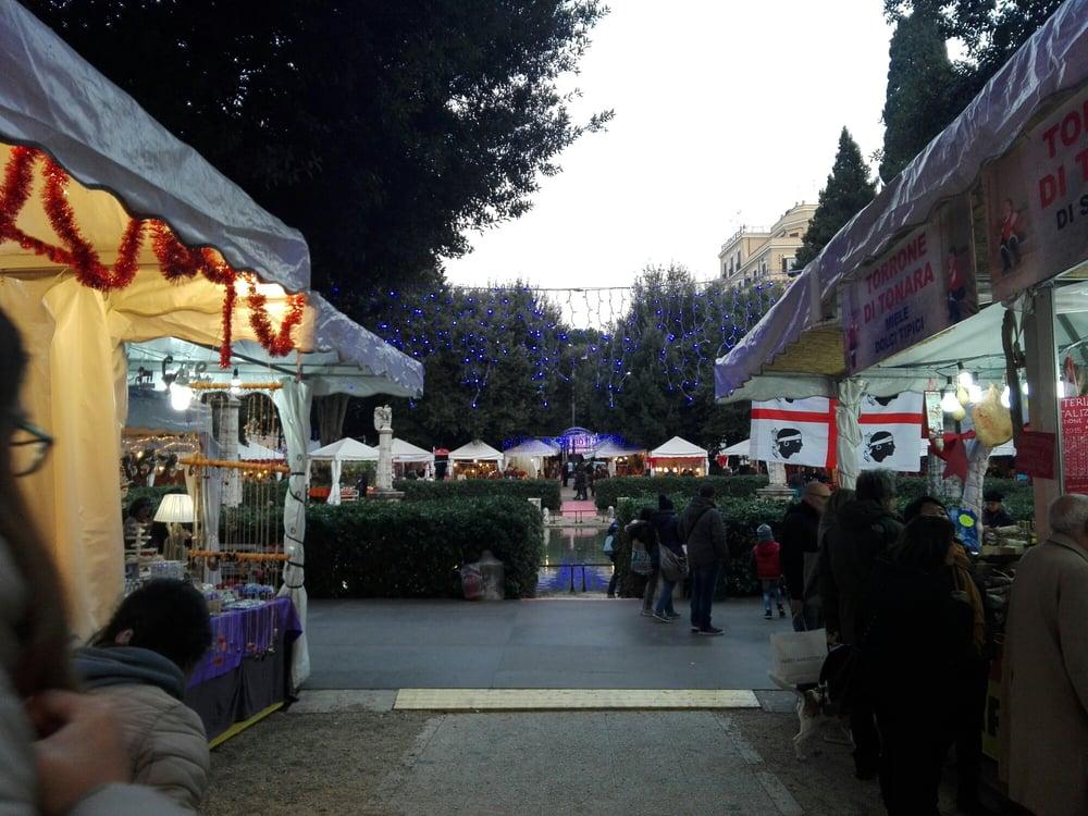 Mercatino di natale di piazza mazzini christmas markets - Mercatino di natale piazza mazzini roma ...