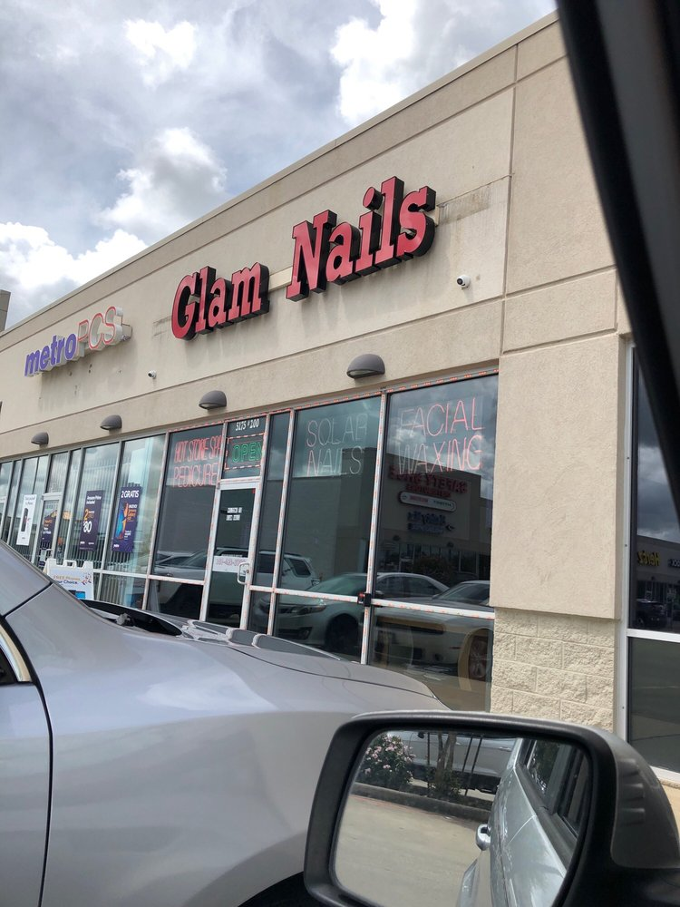 Glam Nails: 5175 Garth Rd, Baytown, TX
