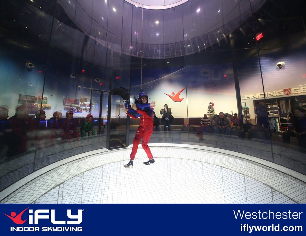 iFLY Indoor Skydiving - Westchester: 849 Ridge Hill Blvd, Yonkers, NY