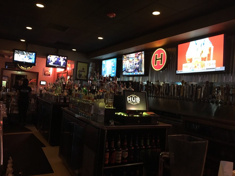 The Hub Grill And Bar 208 Photos Amp 375 Reviews