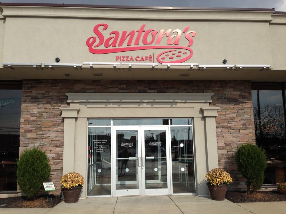 Santora S Pizza Cafe Depew Ny