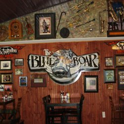 Photo Of The Blue Boar Cobden Il United States