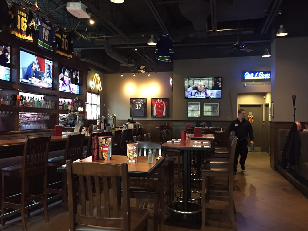 Carolina Forest Restaurants