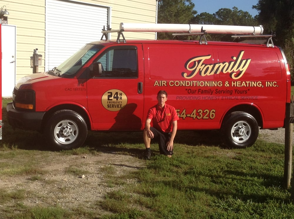 Family Air Conditioning and Heating: 3899 Mannix Dr, Naples, FL